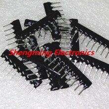 50 шт. 9Pin резистор сетевой массив A09-331J 9A331J A09-331 330 Ом 2,54 мм контактный SIP-9
