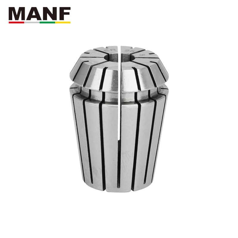 MANF ER20-1/2/3/4/5/6/7/8/9/10/11/12/13/3.175 0.008U mandrin de serrage à ressort de précision pour tour à CNC et tour à la Machine