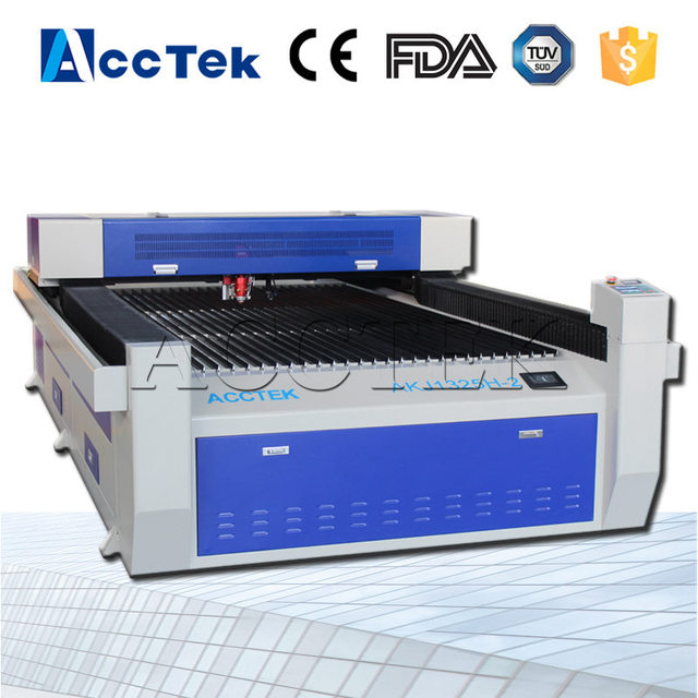 150W-180w1325 metal cnc wood die cutting laser cut machine cnc metal laser cutting machine for sale