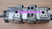 Гидравлический насос 705-41-08001 для фронтального погрузчика Komatsu PC38 PC20-6 PC30-6