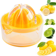 Kitchen Accessories Manual Lemon Juicer Portable Mini Fruits Orange Squeezer Home Juice Maker Tools Multi-Function Lemons Gadget