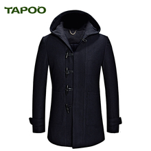 TAPOO 2017 new autumn and winter fashion wool warm coat wool clothing men's leisure woolen clothing multi-color increase 728