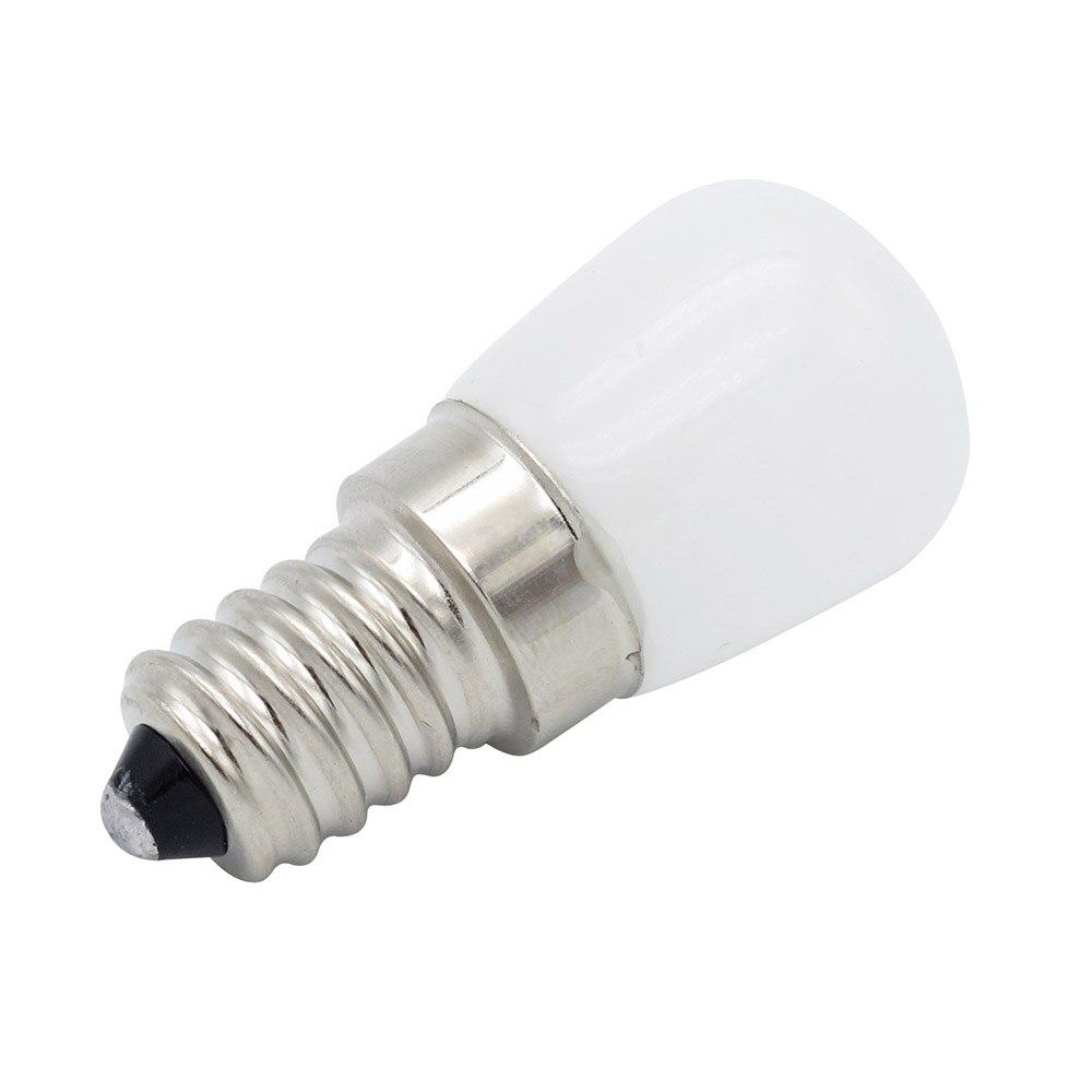 Ampoule E14 2W 220V Refrigerator Light 200lm LED Lamp COB Glass Bombillas Spotlight Bulbs Freezer Fridge Chandelier Lamparas