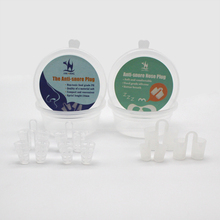 цена на Anti-Snoring Device Breathe Freely Sleep Aid Nasal Dilators Comfortable Boxed Silicone Nose Clip Relieving Snoring And Apnea