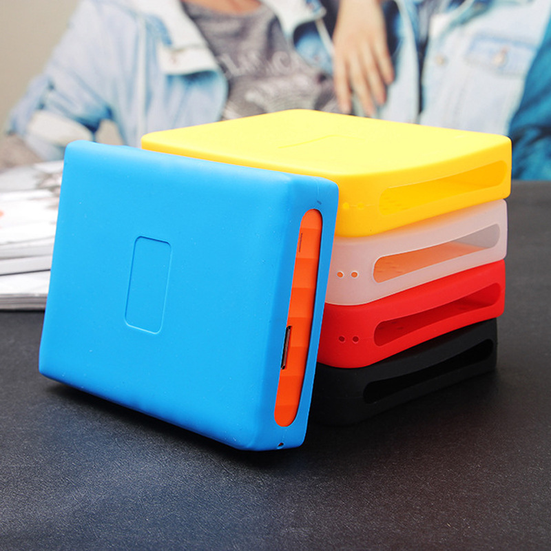 XZR Drop-resistance Elastic Silicon Rubber Case For HDD 500G 1T 2T Portable Hard Drive For WD My Passport 1T 2T
