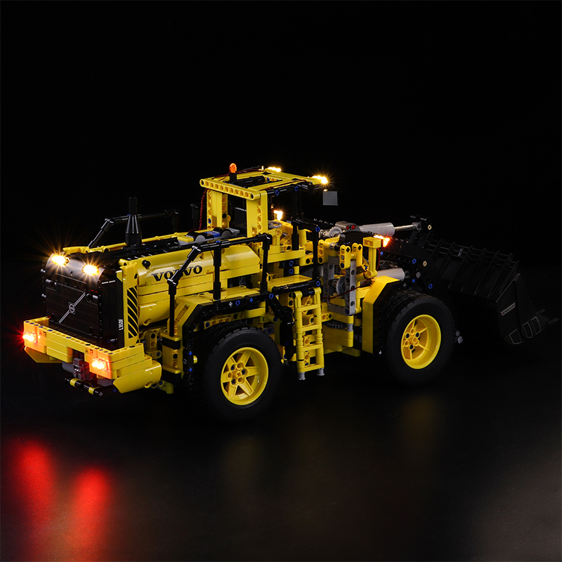 LEGO Technic LED Light Kit ONLY For 42030 Remote-Controlled VOLVO L350F
