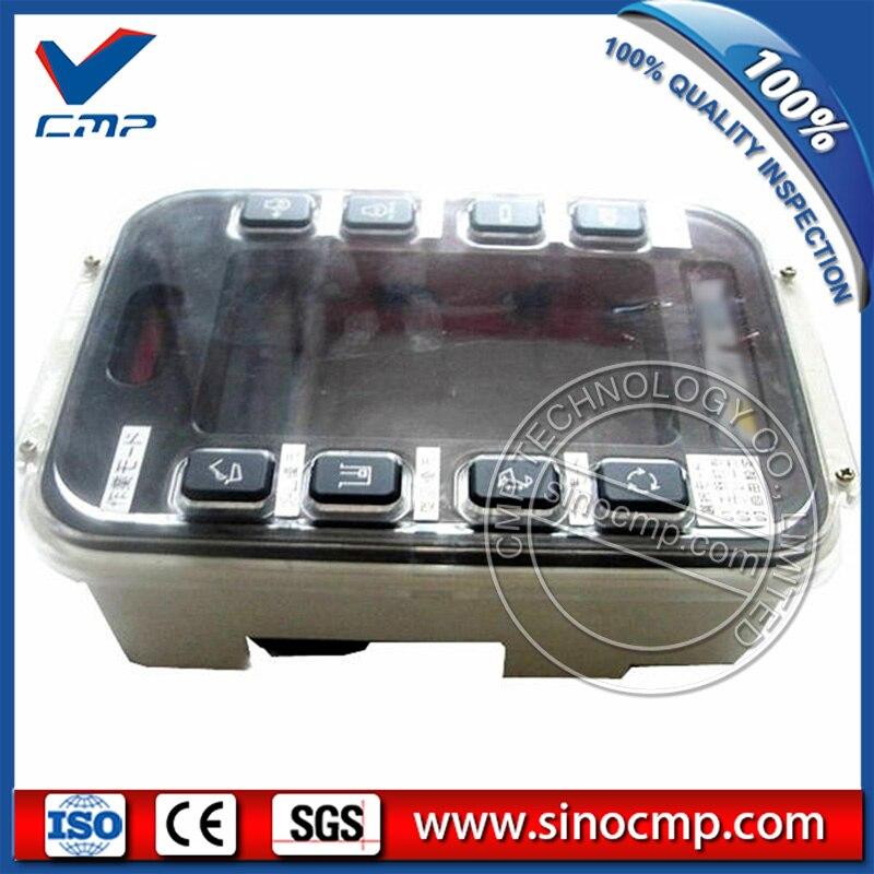 SINOCMP E320B Escavadeira monitor de 106-0172, 320B visor do painel de 1060172