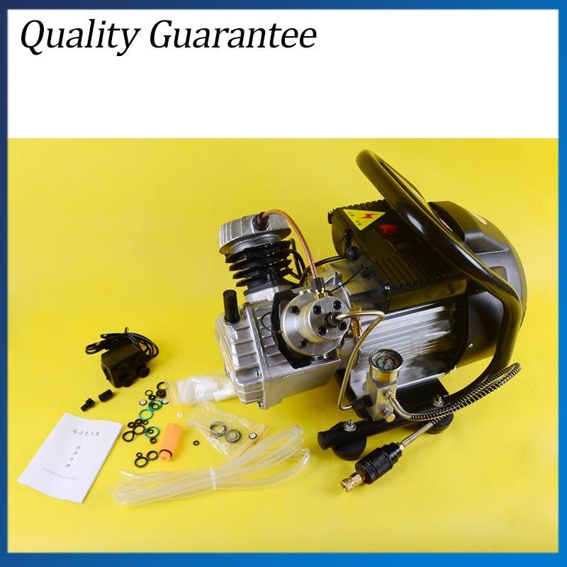 New Arrive 220V/50HZ 30MPa Air Compressor 220 V 50Hz High-pressure 2.2KW Big Power Air Suction Pump