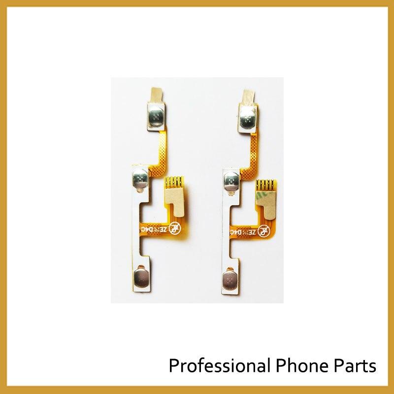 Original New Volume updown Button Flex Cable For Lenovo A1000 Repair Parts