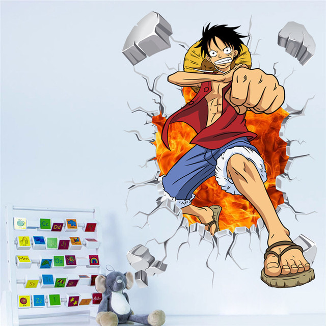 One Piece Posters Home Decor