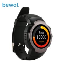 2016 New Sports Smart Watch Phone Smartwatch 3G Quad Core MT6580 Android 5.1 Bluetooth 4.0 for iOS Android Camera
