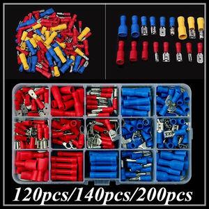 120/140/200pcs Electrical Conn