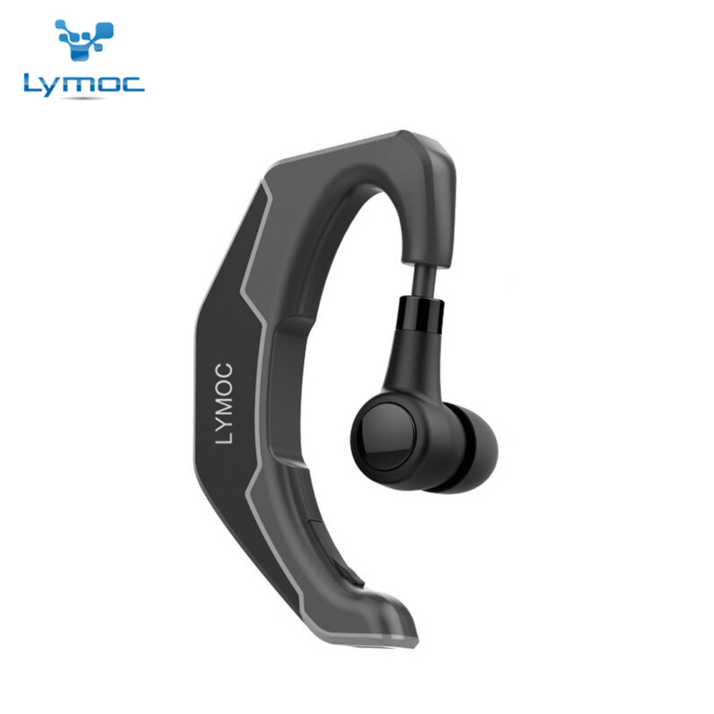 LYMOC Q3 New Bluetooth Headset Ear Hook Wireless Earphone CSR4.1 HD MIC Handsfree Phone