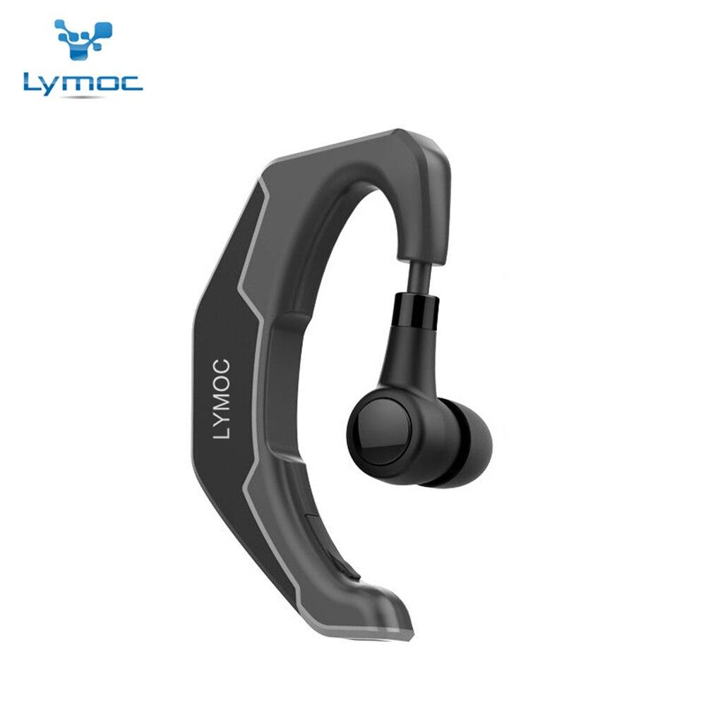 LYMOC Q3 Nouvelle Bluetooth Casque Oreille Crochet Écouteur Sans Fil CSR4.1 HD MIC Mains Libres Téléphone Casque Universel pour iPhone XiaoMi