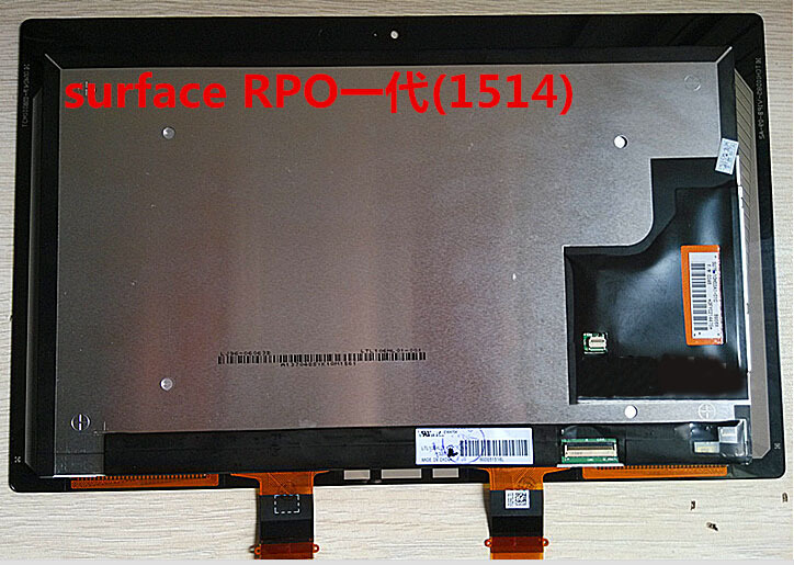 ФОТО Original LCD For Microsoft Surface PRO 1 1514 lcd touch screen digitizer glass repair parts panel assembly