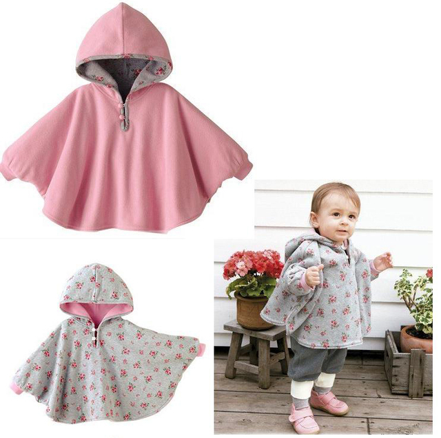 Carseat Safe Poncho