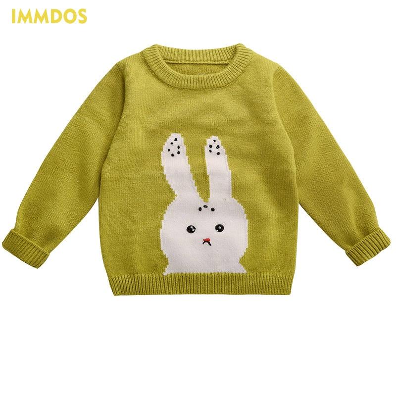 IMMDOS Winter Children Sweaters Boys Girls Cardigan Kids ...