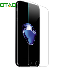 Otao для apple iphone 6 6s plus 5 5S 5c se 4 4S Закаленное Стекло Screen Protector 9 H Против Царапин Фильм HD Защитная решетка Стекла