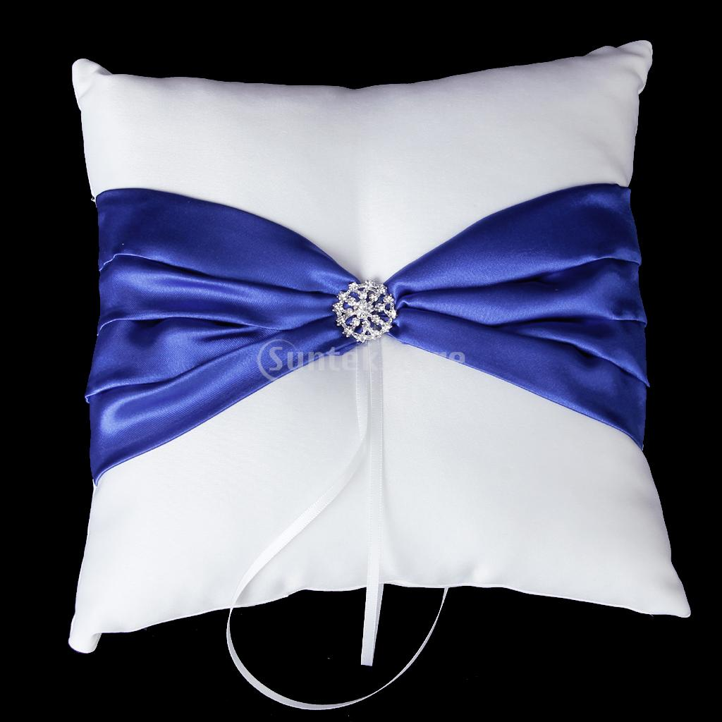 get cheap royal blue ring bearer pillow aliexpress