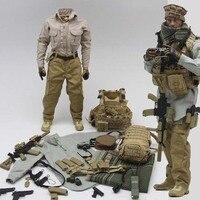 Mnotht 1/6ชายSoliderทหารสูทVH1035รับจ้างกองทัพ2.0อุปกรณ์เสริม