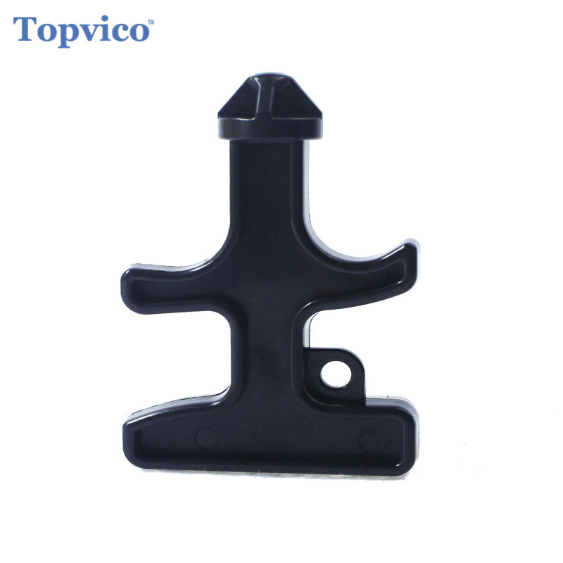 Easy Carry Keychain Self Defense Supplies Stinger Duron Drill Protection Tool Nylon Plastic Personal Defense Security