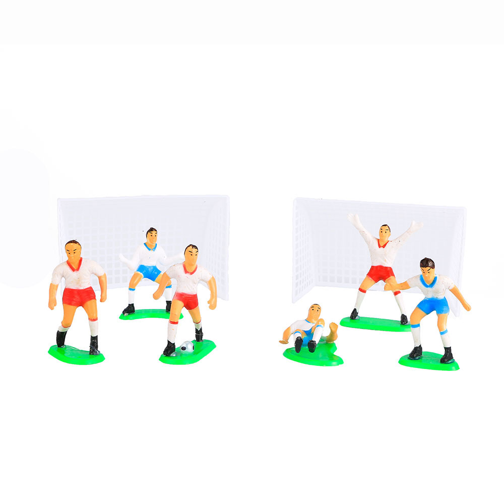 Decoration Tool Football Team Soccer Cake Decoration Mold Mould Cake Topper