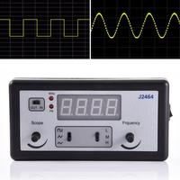 High Precision Signal Generator 4 Digital Tubes Function Generator Frequency Meter Arbitrary Waveform WG100