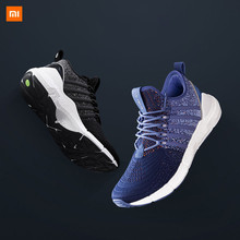 Xiaomi FREETIE 39-45 yards Lightweight Mens Casual Shoes Woven Upper Breathable Mesh Shock Absorption Men Sneakers