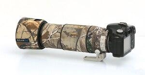 Image 3 - ROLANPRO レンズ迷彩コートキヤノン ef 100 〜 400 ミリメートル f4.5 5.6 L は II USM レンズ保護スリーブ銃ケース屋外