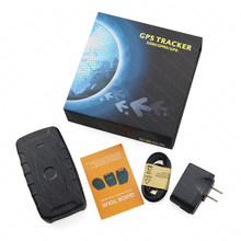Vehicle Car GPS Tracker LK209B-3G Tracking Device Super Magnet 3G WCDMA GSM GPRS Tracker 120 Days Standby Time Waterproof