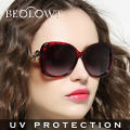 BEOLOWT Brand Fashion women's UV400 protection Sunglasses Alloy Driving Sun Glasses for women with Case Box 3 Colors BL471