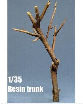 Scale Models 1 35 Resin Model trunk shape B Free Shipping