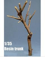 Scale Models 1/35 Resin Model trunk shape B Free Shipping