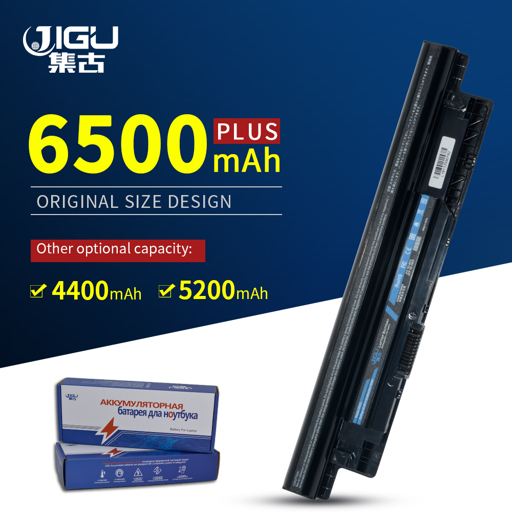 JIGU Laptop Battery For Dell Inspiron 15 3521 XRDW2 VR7HM YGMTN X29KD T1G4M MR90Y N121Y 8RT13 8TT5W  6KP1N 49VTP 0MF69