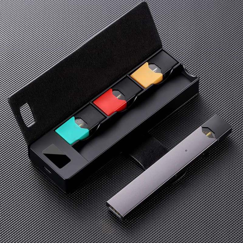 JUUL Chargeing Travel case Portable Power Bank Pod Holder Charger  Compatible JUUL with LCD Indicadorin, Device is Not Included