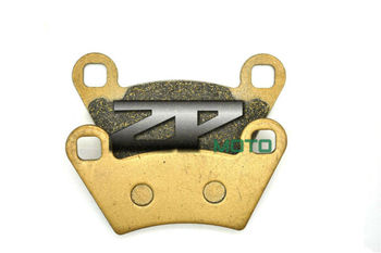 NAO Brake Pads For POLARIS 500 Sportman Touring HO 2011-2013 Rear OEM New High Quality image