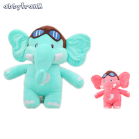20 45CM Elephant Stuffed Animals Soft Plush Toys Large Pillow Doll For Children Kids Baby