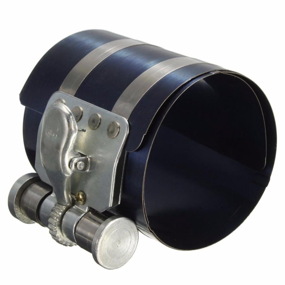 Piston Ring Compressor Installer 53mm-125mm Band Ratcheting