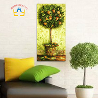 40 80cm Large Oil Painting By Numbers Coloring Drawing Wall Decor Picture Paint By Number Diy