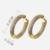 Pendientes de Aro de lujo de Cobre de Circonio para Las Mujeres Elegantes Pendientes de Joyería de Moda plata de ley Pin Regalo Aniversario de Matrimonio