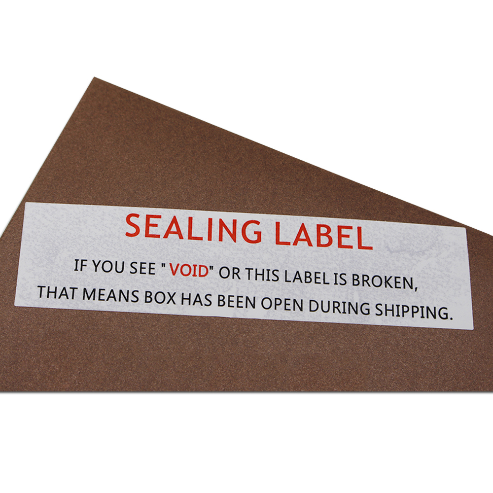 Dhl self adhesive void tamper sticker labels document bag personal items sealing label stickers shipping avoid damage stickers in cards invitations from