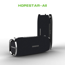 HOPESTAR A6 31W Speaker Wireless Bluetooth Super Bass Waterproof Boombox Stereo Subwoofer Outdoor Loudspeaker 3D Sound System