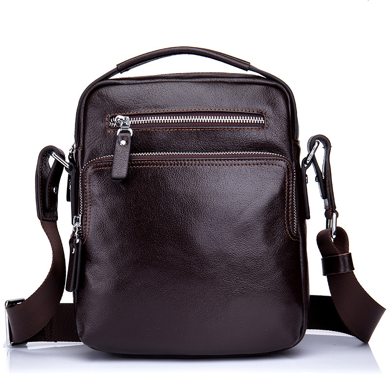 Genuine Leather Bag Top-handle Men Bags Male Shoulder Crossbody Bags Messenger Small Flap Casual Handbags Men Leather Bag GW32 genuine leather bag male men bags small shoulder crossbody bags handbags casual messenger flap men leather bag crocodile pattern