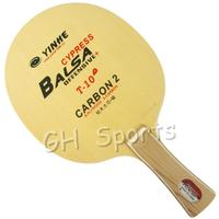 Galaxy Milky Way Yinhe Cypress Balsa T 10+ T 10+ T10+ OFF+ Table Tennis Blade for PingPong Racket