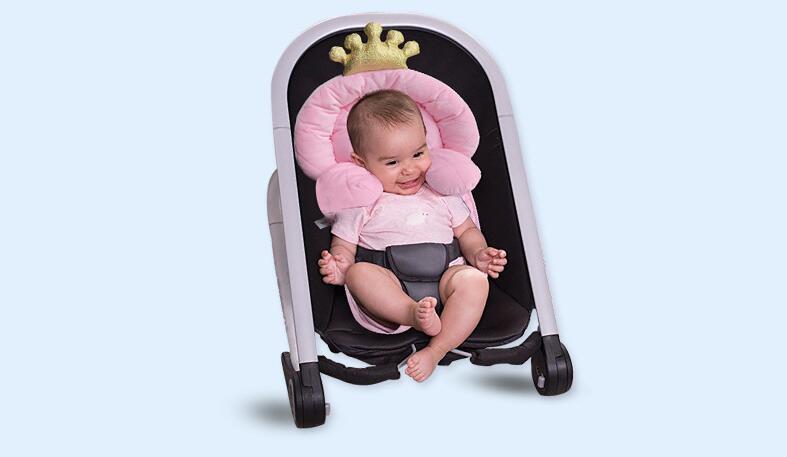 anti rolo travesseiro de algodão infantil almofada