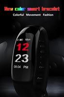 Two Pack Abay U8 PLUS Smart Bluetooth Bracelet Watch Fitness Heart Rate Pulse Blood Pressure Tracker IP67 Waterproof IOS Android