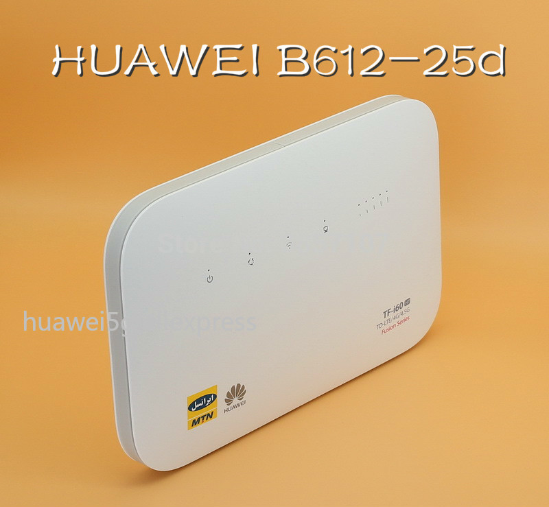 Unlocked Huawei B612S 25D 4G Lte Cat – Mihy