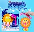 idough kid Playdough Drawing liquid dough set.For 3D DIY Chinese Version Play Doh Doh Vinci pen to draw