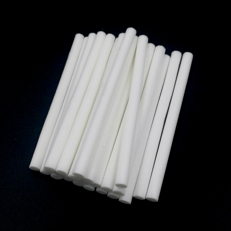 10PCS/ Lot 8MM*70MM Cotton Swab For Air Humidifier Sponge Stick For Aroma Essenial Oil Diffuser Humidifiers Filters Can Be Cut And Replaced As Your Need