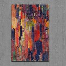 Wall Art Frantisek Kupka Mme among Verticals handmade Oil Painting On Canvas Pictures For Living Room Home Decor